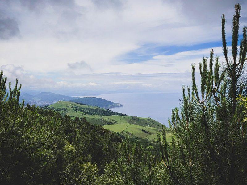 Séjours en Moto au Pays Basque