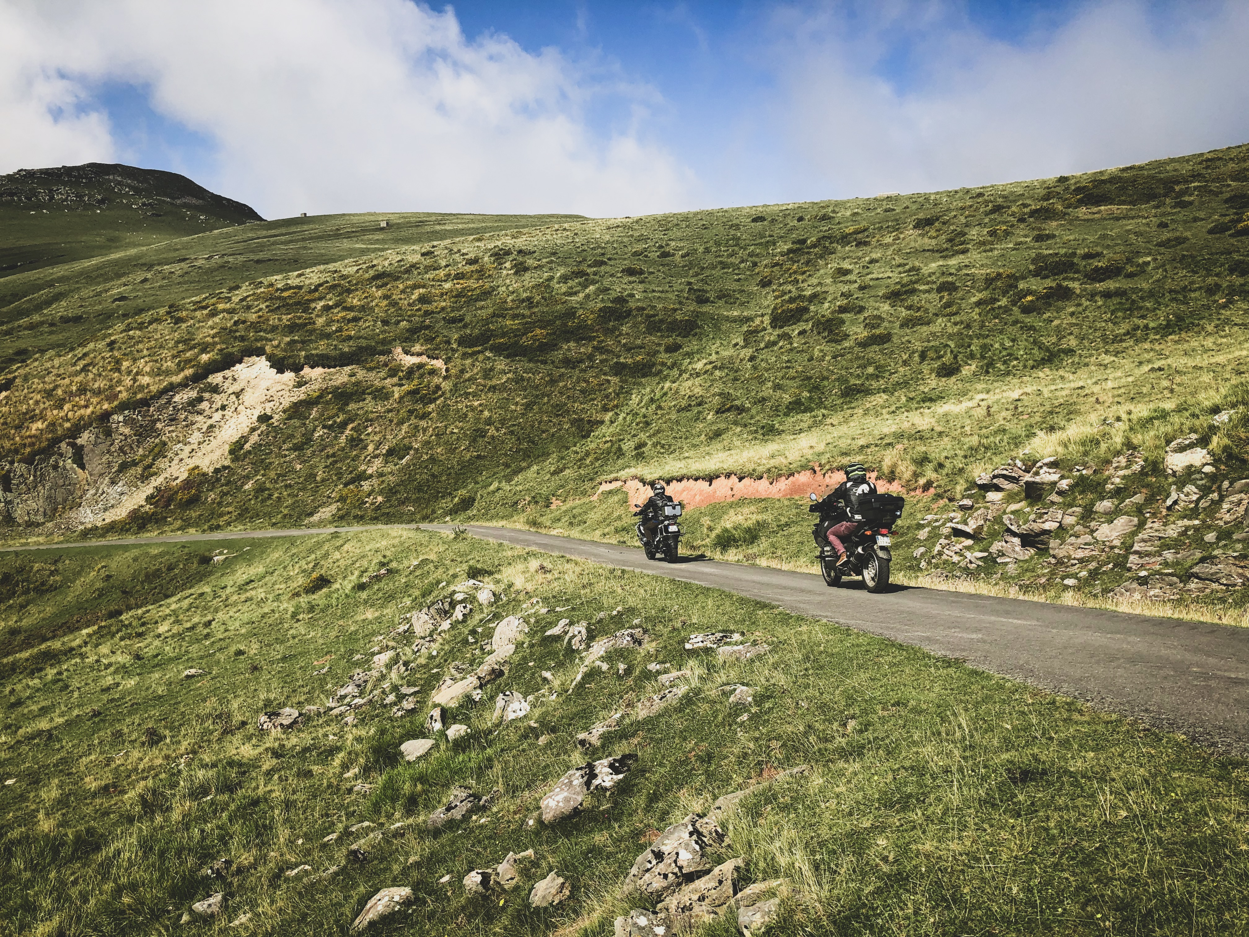 journée (250KM) Océan - Montagnes